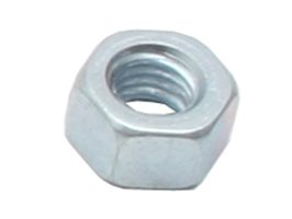 Nut Hex M5 - .80 Zp 8mm A/F