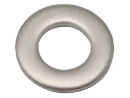Washer Flat M6 X 12.5 X 1.2mm SS 304