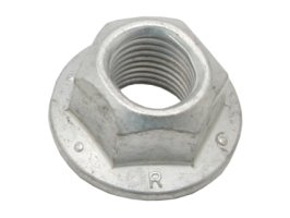 "Nut Hex Washer Head 3/8"" - 24 Cone Lock .79 OD"