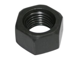 "Nut Hex 3/8"" - 24 UNF Unplated"