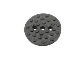 Rubber Hoist Pad 2 & 3 Hole Powerrex 2900f 2900fr