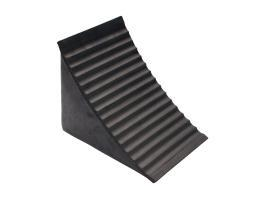 Wheel Chock Rubber Large 260l X 180w X 210h